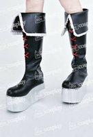 alucard cosplay - Anime New Hot Blazblue Rachel Alucard Cosplay Halloween Party Shoes