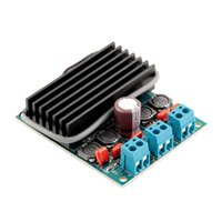 Wholesale High quality Amplifier Board TDA7492 Class D Digital x50W powerful AMP Board with Radiator High Power