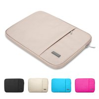 Wholesale S5Q Thin Sleeve Laptop Case Cover Carry Bag Pouch Soft Skin For Macbook Air AAAECJ