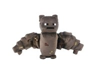 halloween bat - kids toys Overworld Core Stuffed BAT Plush Toy By Jazwares Game Xmas Gift MC plush doll In stock Same day shipping kids toys