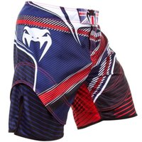 men capri pants - Man Shorts XS S M L XL MMA Fight shorts flag pattern man capri pants male bottoms