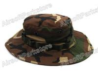 bdu caps - Tactical US Marine Military BDU Combat Boonie Hat Cap Woodland