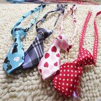 Wholesale 2015 Best Fashion Pet Plaid Bow Tie Multicolor Fashion Pet Tie Small Dog Tie Pet Accessories Bowknot Dog Cat Tie JJ199