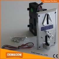 Wholesale Intelligent arcade coin acceptor comparable coin acceptor for washing machine