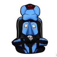 alternative cars - 1 years old children safety car seat multi buckles chair three colors alternative kids protection seats
