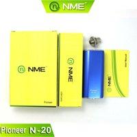 adjustable box - Original100 Pioneer N W Simple Pack Sub Ohm Battery vs Sigelei Kbox W DOVPO ESP Mini W Watt Box Mod DHL