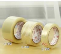 Wholesale Sealing tape transparent sealing tape export tape packing tape width MM length M