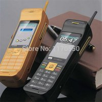 Wholesale New Arrival Luxury Phone C1 Retro Cell Phone Dual Sim Cards touch screen mAh Battery LED Flashlight