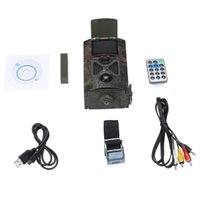 Wholesale 1080P Night Vision Wide View Wild mp Hunting HD Digital Sports Camera HC100 Brand New