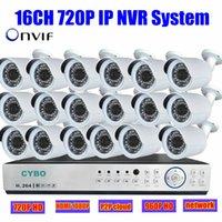 Precio de Cámara de vídeo mini caja de circuito cerrado de televisión-16CH Seguridad para el Hogar NVR para la mini red ip hd cámara 720p Sistema CCTV 960p Sistema de vigilancia de vídeo al aire libre de Onvif 1080P HDMI