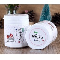 Wholesale 2015 Box Women Makeup Cosmetic Deep Facial Cleaning White Round Cotton Pads Remover