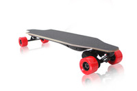 Wholesale Wireless Electric Skate Board skateboard W Speed Up To MPH Only lbs