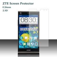 Cheap ZTE glass screen protector Best Premium Tempered film for Z9 Max