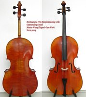 Wholesale Exceptional Cello Montagnana1739 Sleeping Beauty Cello Master s Own Work BS