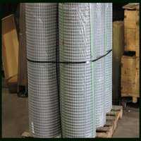 Wholesale Plastic Inside Welded Wire Mesh Fence With Pallet Packing Rolls In One Pallet m Height and m Roll Length