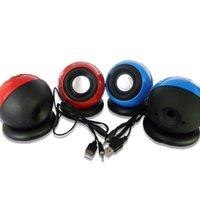 magic bullet - Magic Bullets Multimedia Audio Subwoofer Speaker USB Portable Mini Stereo Laptop Computer Speaker