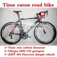 Wholesale 2015 cheap road bike carbon road bike Time RXRS complete Carbon bicycle bike Ultera handlebar saddle wheels