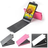 achat en gros de umi phone-Étui de protection en cuir PU Pour Cas de téléphone UMI X3 rabat ouvert Cell Livraison gratuite en gros de détail