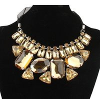 Wholesale Europe and United States restore ancient ways women necklace yakeli necklace Women deserve to act role decorative necklace