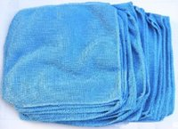 soft microfiber for cleaning - 30pcs Soft Washable x15mm Microfiber Cleaning Cloth Towel for Camera Lens Glasses Screen Jewelry Disc