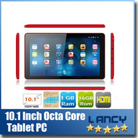 Wholesale 16GB ROM Android allwinner A83T inch Octa core tablet pc