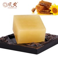Wholesale Honey Oil Manual Facial Soap Face Cleansers Skin Care Oil Control Black Head Remover Deep Cleansing Whitening Beauty