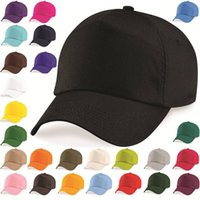 ball loop - Baseball Cap Adjustable Classic New Cotton Summer Sun Panel Mens Ladies Hat
