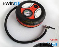 car mini compressor air pump - Portable Mini Tire Inflator Air Compressor Car Auto Pump PSI