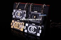 Wholesale 2014 new fashion lego cc brand cases Luxury phone cases for iphone phone cover phone back