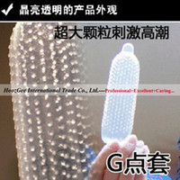adult toy wholesale - Pc Latex G Spot Condom Big Particle G point Condom Sex Toys Sex Product Adult toys