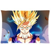 ball pillow pattern - Dragon Ball Z Pattern Cool Fantasy Pillow Cases x30 Inch Party Gift Two sides Cotton Polyester