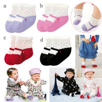 Wholesale Cute Baby Cotton Socks Winter Warm Kids Skidproof Socks Children Soft Room Socks Colors Choose EKF
