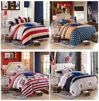 bedding fashion duvet - 2015 Fashion Bedding Sets full Queen King Size Super Fashion Reactive Print Bedclothes Duvet Cover Sheet