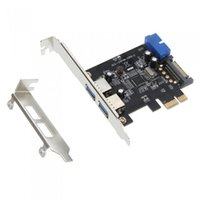 Wholesale SuperSpeed Port USB PCI E PCI Express pin USB3 pin SATA Connector Low Profile