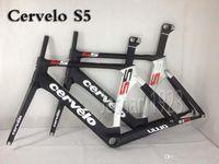 cervelo - S5 VWD carbon road bike frame Cervelo bicycle road carbon frameset with BB right