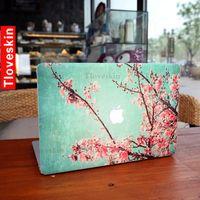 Wholesale Spring flowers Laptop Skin Decals for Macbook macbook sticker macbook decals