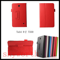 P600 folio leather cover - Samsung Galaxy Tab S2 S A E Folio flip Stand Leather Case Cover T710 T800 T550 T560 T377