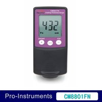 Wholesale digital paint coating thickness gauge meter CM8801FN