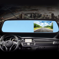auto vcr - 5 quot Digital TFT LCD Screen Resolution Car Monitor Rearview Mirror Security Monitor Auto for Camera DVD VCR