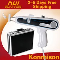 Wholesale Professional Needle Free Auto Injector Mesotherapy Gun For Salon Use Mesogun With Catheter Beauty Equipment