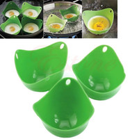 Wholesale Factory Price Egg holder Silicone Egg Poachers Eggs poacher Poach Pod food grade