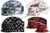 floral bucket hat - Cayler Sons bucket hats floral rose leaf weeds Fashion Classic mens women designer chapeaus bobs gorras bones Fisherman caps