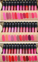 Wholesale MENOW Makeup matt lipgloss colors waterproof long lasting makeup high quality lip gloss vogue red vermilion