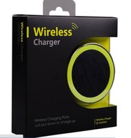 s4 wireless charger - Qi Wireless Charger Mini Charge Pad For Samsung Galaxy S3 S4 S5 S6 Note for LG for Nokia iPhone
