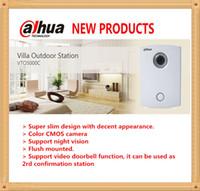 Wholesale DAHUA Villa Outdoor Station Original English Version without Logo VTO5000C