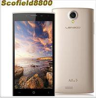 alfa smart - LEAGOO Alfa Smartphone inch IPS HD Spreadtrum SC7731 Quad core GHz GB RAM GB ROM G GPS Smart Wake WCDMA85019002100MHz