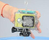 Wholesale IN Stock KingMa Original Xiaomi Yi Camera Waterproof Case Mi Yi M Diving Sports Waterproof Box Yi Action Camera Accessories