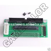 Wholesale Sca Adapter - free shipping SCA ADAPTER 80 PIN to 68 50 ULTRA SCSI I II III #9866