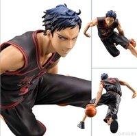 basketball toy figures - Kuroko s Basketball Aomine Daiki PVC Action Figure Collectible Toy cm