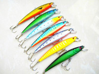 wholesale lure - Minnow lure CM G fishing lures hard bait fish hooks fishing tackle swim bass trout lur